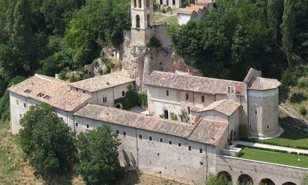Abbazia di Sant'Eutizio: verrà ricostruita 'dove era, come era'